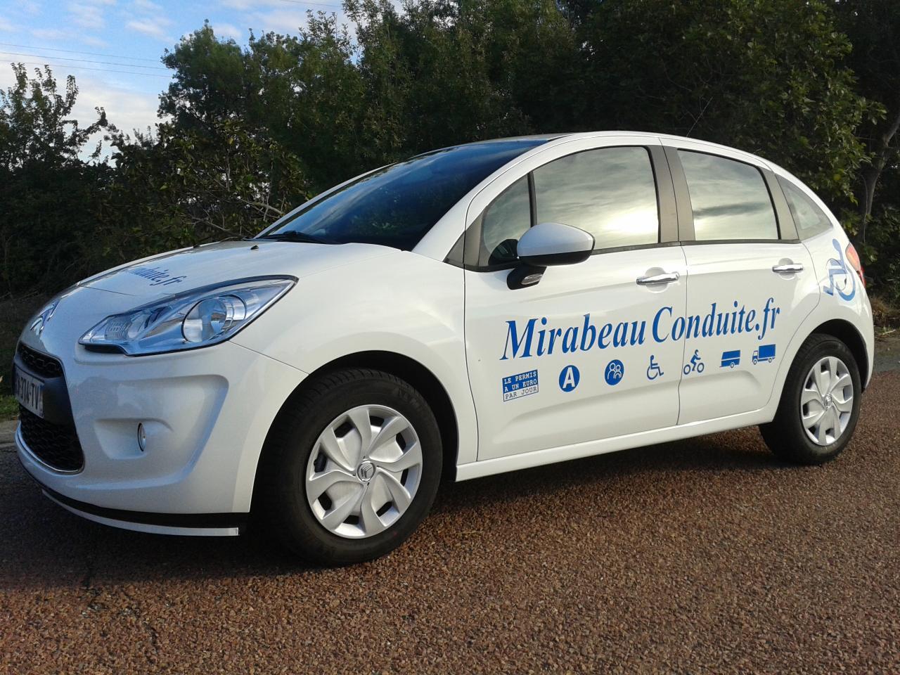 c3 Mirabeau Conduite