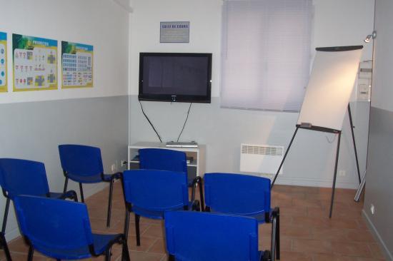 Salle de code Maussane