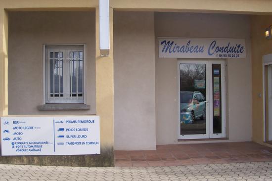 Mirabeau Maussane