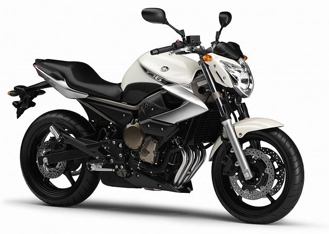 4 Yamaha XJ6 pour votre permis Moto