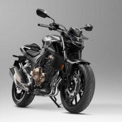 5 Honda CB 500 ABS (Permis A2)