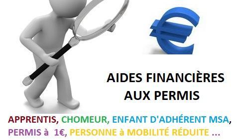 AIDE FINANCEMENT PERMIS