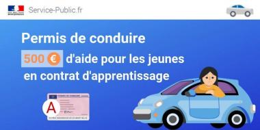 Aide apprentis permis de conduire mirabeau conduite