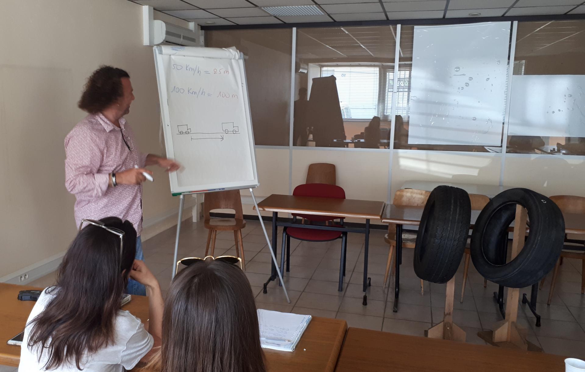 11 enseignants en SÉCURITÉ ROUTIÈRE diplômés d'état