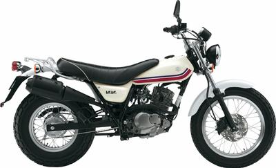 1 Suzuki Vanvan (Permis A1 & régul 125 BM)