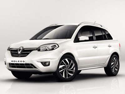 1 Renault Koleos Pour Formations Remorque